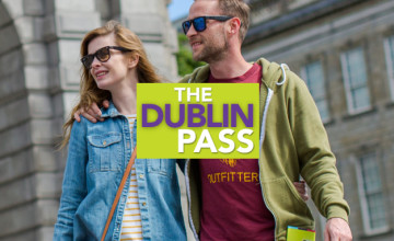 €70 for a One-Day Adult Dublin Pass