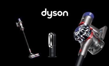 Profiteer van €150 Korting op geselecteerde Dyson producten
