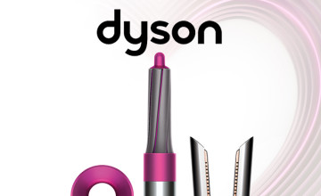 Free £5 Voucher with Orders Over £300 at Dyson