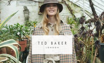 Extra 10% Off Seasonal Offers   Ted Baker Voucher Code