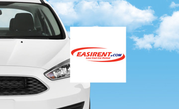 8% Off Miami Airport Bookings at Easirent