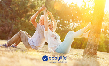 15% Off Orders with Newsletter Sign-ups at Easylife Group