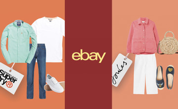 Up to 70% Off Fashion Orders at eBay - Brand Outlet Promotion
