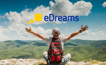 €15 Off when spending over €200 on Flights at eDreams.ie