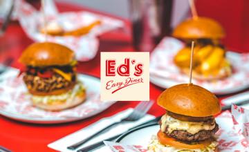 50% Off Food at Ed's Easy Diner