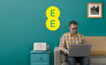 Fibre Broadband from £24 a Month with Free Set up at EE Broadband