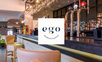 Join the Club for a 20% Discount on Starters, Mains, and Desserts at Ego Restaurants