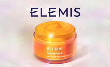 15% Off First Orders with Newsletter Sign-ups at Elemis