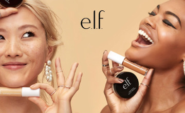 Extra 40% Off Selected Orders in the Clearance Sale at Elf Cosmetics