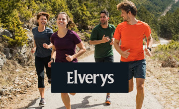 Discover 60% Off Orders in the Sale at Elverys Sports
