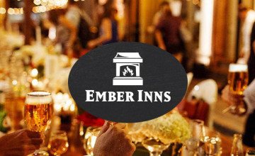 2 for £8 on Cocktails after 5pm at Ember Inns