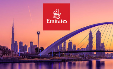 7,000 Bonus Miles with Hotel and Car Hire Bookings at Emirates