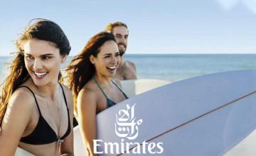 Escapades paradisiaques 🌴 -10% sur les tarifs Classe Économique & Affaires sur Emirates