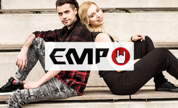 £12 Off Orders Over £100 at EMP