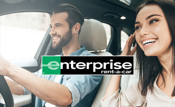Free Monthly Valet with Long Term Rentals at Enterprise