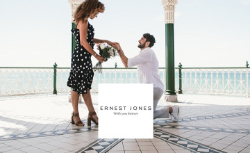 10% Off Next Orders with Newsletter Sign-ups at Ernest Jones ⚡️