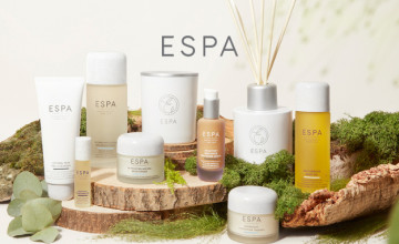 10% Off Orders plus Free Gift with Orders Over £80 | ESPA Voucher Code