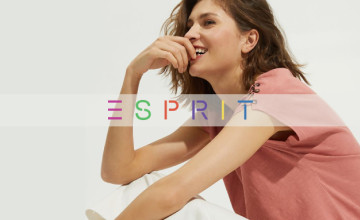 Put Your Name on the Mailing List for 10% Off Your Next Order at Esprit