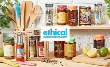 Save 20% on Groceries and Everyday Essentials at Ethical Superstore