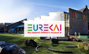 10% Off Tickets at Eureka! The National Children's Museum