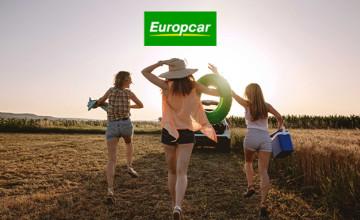 10% Off Members Discount at Europcar
