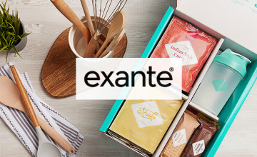 Bag a 37% Discount on Meal Replacement Orders   Exante Discount Code