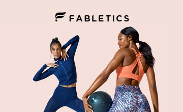 50% Off Selected Outfits at Fabletics