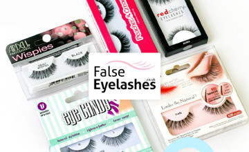 10% Off Next Order with Newsletter Subscription at False Eyelashes
