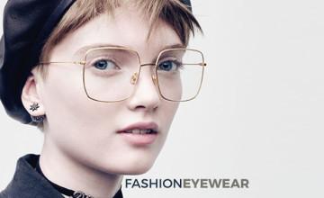 50% Off Prescription Lenses at Fashion Eyewear