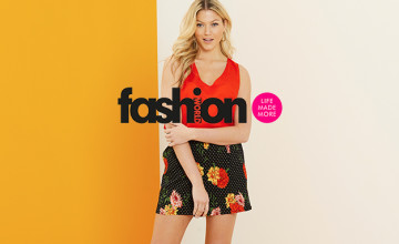 Up to 80% Off Selected Sale Orders at Fashion World