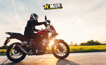 10% Off Orders with Newsletter Sign-ups at FC Moto