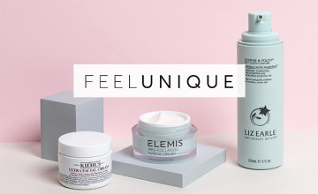20% Off 🙌 First Orders Over £50 with this Feelunique Promo Code