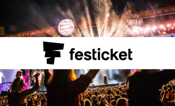 10% Off Festival Passes and Hotel Packages with Newsletter Sgn-ups at Festicket