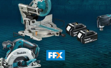 Free Battery Starter Kit from Fein with Selected Tool Purchases at FFX