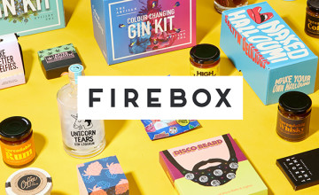 Up to 50% Off Clearance Orders at Firebox
