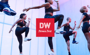 Free Day Pass at Fitness First