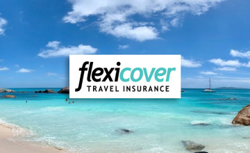 Annual Multi-Trip Travel Insurance Available at Flexicover Insurance