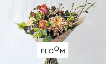 10% Off First Orders at Floom