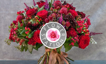 Save 15% at Flower Station | Discount Code