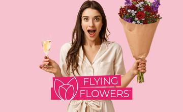 20% Off Orders 🌷   Flying Flowers Voucher Code