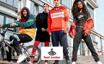 Up to 50% Off Selected Orders in the Summer Sale at Foot Locker