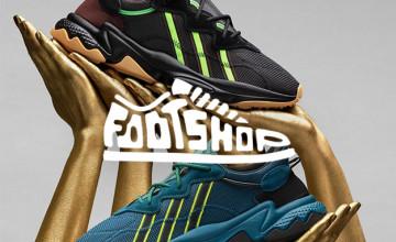 Exklusiv Angebot - 10% Gutschein bei Footshop