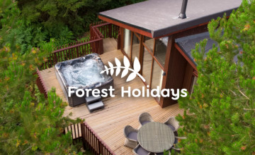 Last Minute Breaks from £625 at Forest Holidays