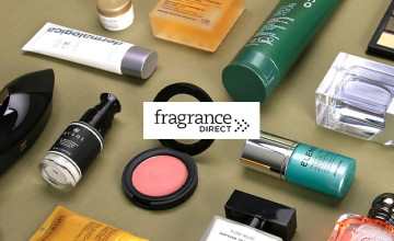 Free £5 Voucher with Orders Over £65 at Fragrance Direct