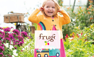You Can Get Selected Baby & Toddler Clothes with up to 60% Off at Frugi