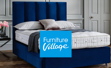 Extra 10% Off Clearance Orders | Furniture Village Discount Code