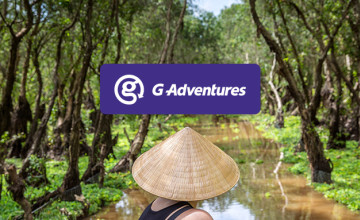 Enjoy Your Savings of 15% on Selected Tours at G Adventures