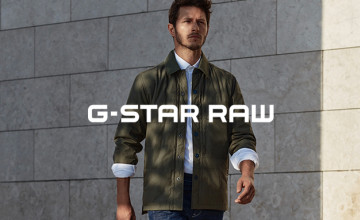 20% Off Orders 🍁 | G-Star RAW Discount Code