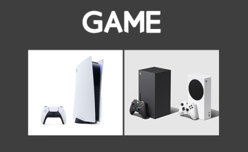 Free £5 Voucher with Orders Over £75 at GAME