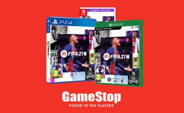 Get €40 Off FIFA 2021 at Gamestop